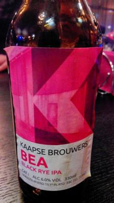 Пиво Kaapse Brouwers Bea