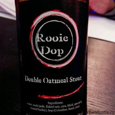 Пиво Rooie Dop Double Oatmeal Stout