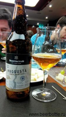 Пиво Braufactum Progusta