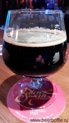 Пиво Black Swan