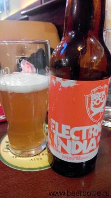 Пиво Electric India