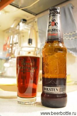 Пиво Holsten Dunkel