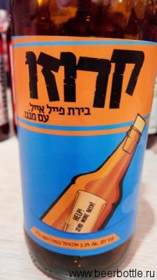 Пиво Крузо Kruzo Hachatzer