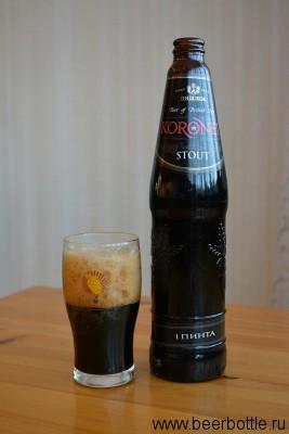 Пиво Koronet Stout