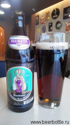 Пиво Augustiner Maximator