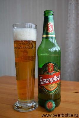 Пиво Staropilsen
