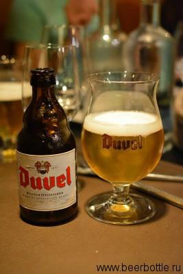 Пиво Duvel
