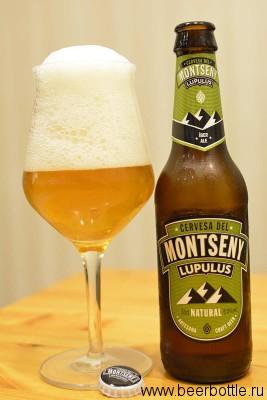 Пиво Cervesa del Montseny Lupulus