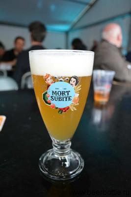 Пиво Mort Subite