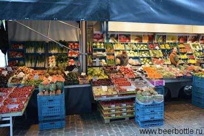 Рынок в Антверпене