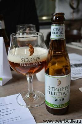 Пиво Strafe Hendrik Wild 2015