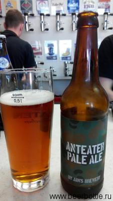 Пиво Anteater Pale Ale