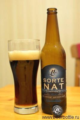 Пиво Sorte Nat Bryggerigaarden