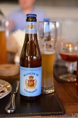 Пиво Blanche de Charleroi