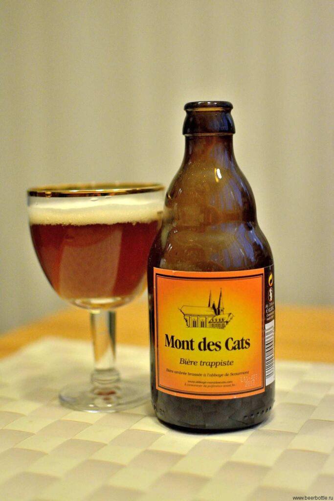Траппистское пиво Mont des Cats