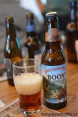 Пиво Boont Amber Ale