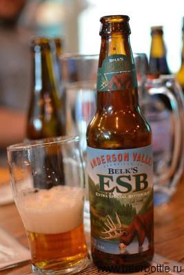 Пиво Boont Belk's ESB