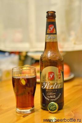 Пиво Портер. Тагил.
