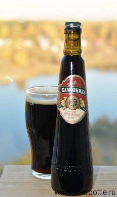 Пиво Хамовники ирландский стаут