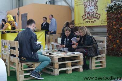 Дегустация пива на Крафтфесте