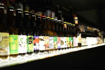 Бутылочное пиво Крапива бар