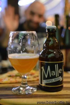 Пиво Malle