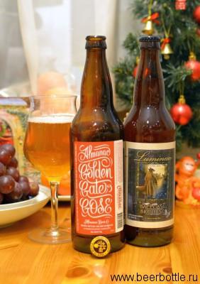 Пиво Almanac и Baeltane