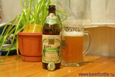 Пиво Zeiler Frühling Craftbeer