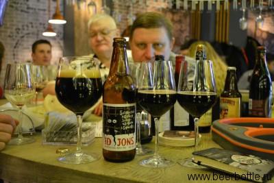 Пиво Бастильский портер