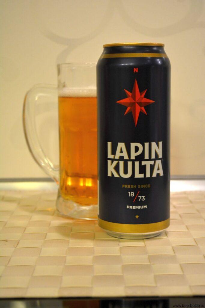 Пиво Lapin Kulta