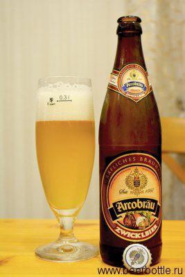 Пиво Arckobrau Zwicklbier