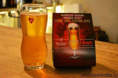 Пиво Budweiser Budvar Premier Select 2015