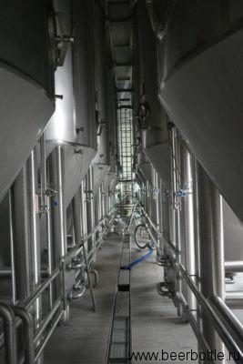Пивоварня Gletcher. ЦКТ.