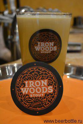 Пиво Iron Woods