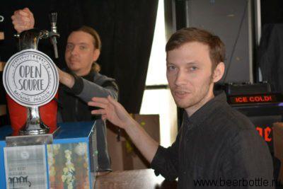 Иван Белецкий и Владимир Марковский на Old Skull Fest