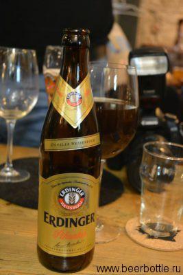 Пиво Erdinger Pikantus