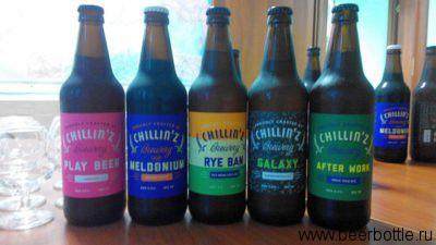 Пиво Chillin'z