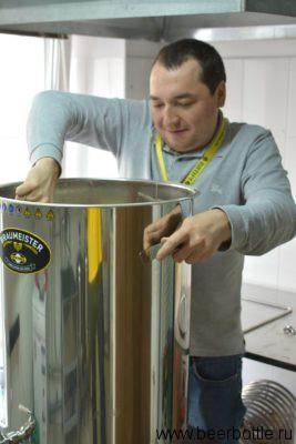 Пивоварня Браумайстер