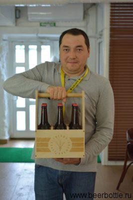 Пиво Трифон. Версия 3