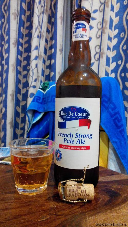 Пиво Duc De Coeur