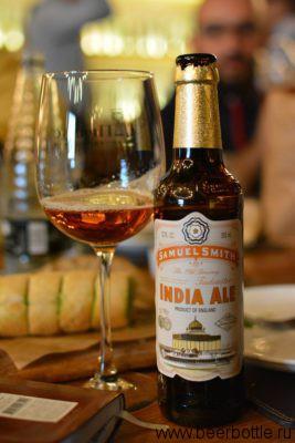 Пиво Samuel Smith IPA