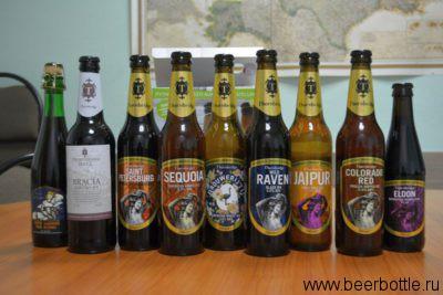 Пиво Thornbridge