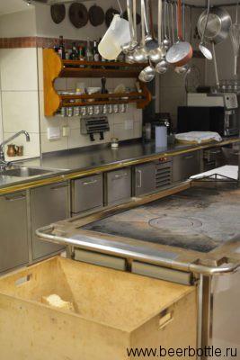 Кухня в Ayinger