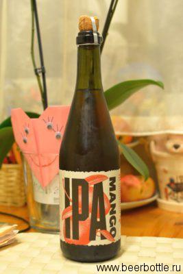 Пиво  Gletcher Mango IPA