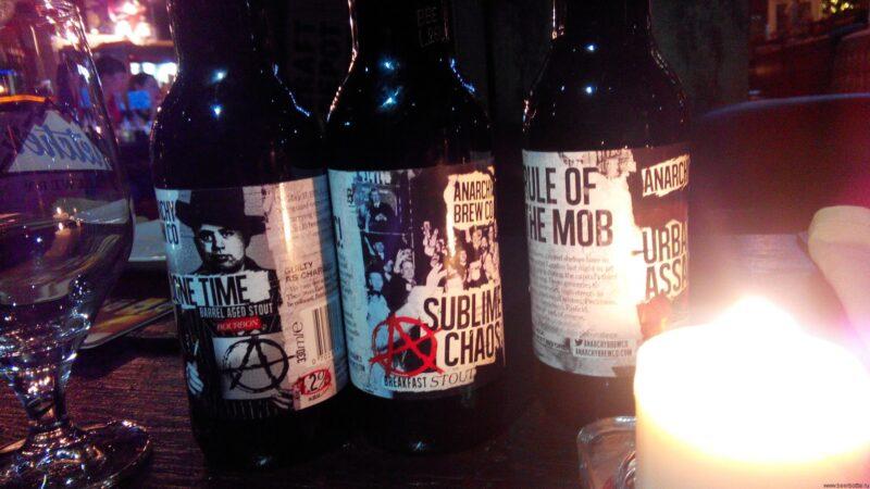 Пиво Anarchy Brew Co