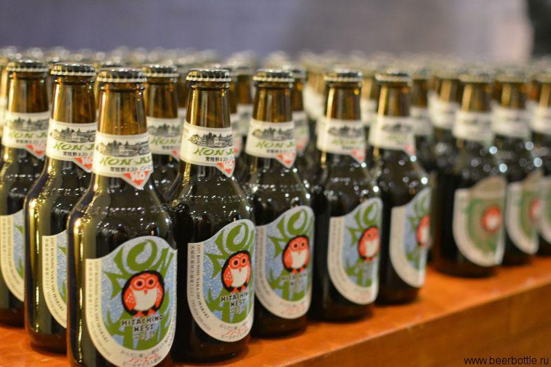 Пиво Hitachino
