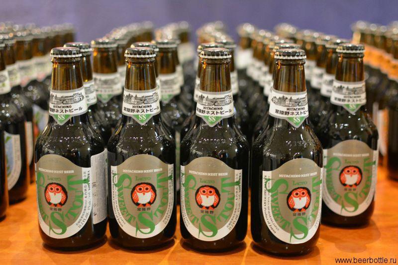 Пиво Hitachino Nest Lacto Sweet Stout