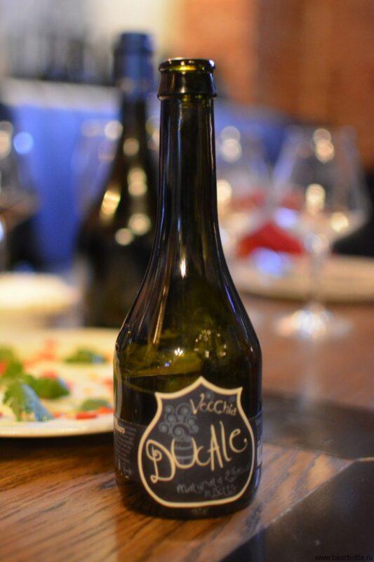 Пиво Birra del Borgo DucAle