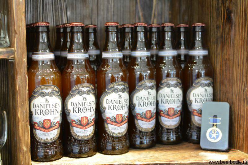 Пиво Danielson Krohn