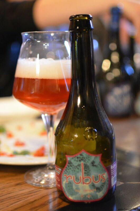 Пиво Birra del Borgo Rubus